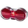 Busch + Müller Toplight Flat S Senso Rücklicht schwarz/rot